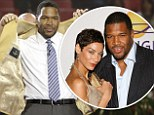 Michael Strahan had 'no plan' to announce broken five-year engagement with Nicole Murphy before his induction into NFL Hall Of Fame