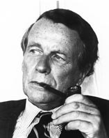 David Ogilvy, the father of modern advertising.