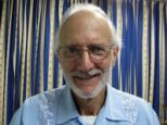 American Alan Gross aid goodbye to his wife and youngest daughter during a recent visit in Cuba. Gross has stopped exercising and his health is not good, his attorney said