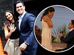 'I almost sent him home the first night!' Bachelorette Andi Dorfman says she nearly kicked now fiance Josh Murray off show