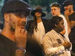 Crazy In Love! David and Victoria Beckham joined by son Brooklyn on date night at Beyonce and Jay Z concert