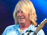 Rick Parfitt, Status Quo guitarist, is on the road to recovery