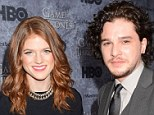 'They're having fun': Game Of Thrones stars Kit Harington and Rose Leslie are 'back on' after splitting last year