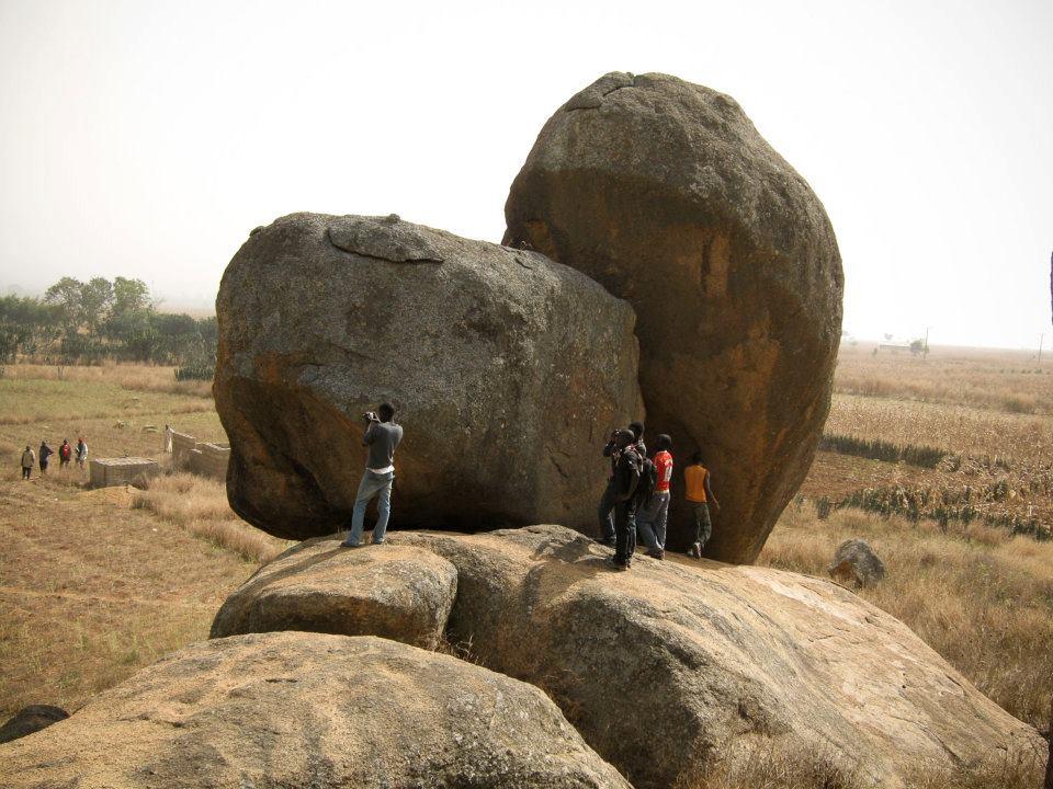 Riyom Rock Jos7 Riyom Rock, Jos