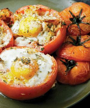 Celebrity Chefs' Summer Eats: Lidia Bastianich's Pomodori Ghiotti (a.k.a. Gluttonous Tomatoes)