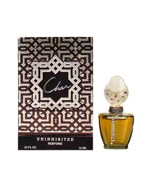 Cher's first fragrance was Uninhibited just like the star herself.