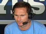 Quick chat: Frank Lampard sat down with Michael Kay and Paul O'Neill to talk about his new club