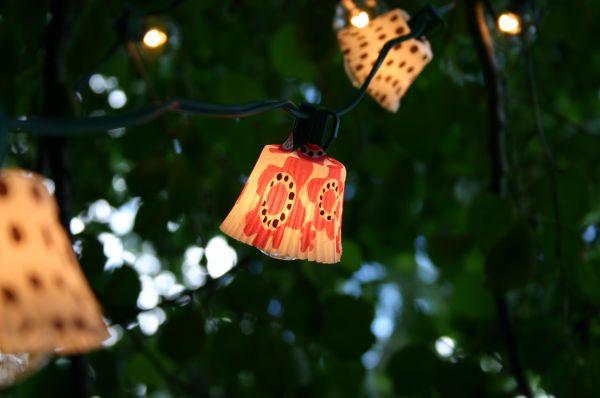 Lighting Fixture Designs 5 - Магия света: освещение сада своими руками