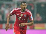 Jerome Boateng of Muenchen in action during the Bundesliga match between FC Bayern Muenchen and Eintracht Frankfurt at Allianz Arena on February 2, 2014 in Munich, Germany.  (Photo by Lennart Preiss/Bongarts/Getty Images)