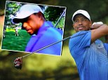 Tiger Woods in foul-mouthed volley at TV cameraman during frustrating round at WGC-Bridgestone Invitational