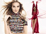 'You don?t get far without goals, drive, commitment, sacrifice': Rosie Huntington-Whiteley opens up about her career and romance as she covers Harper's Bazaar