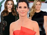 She gets paid the big bucks! Sandra Bullock named highest-earning actress with $51m a year... beats Jennifer Aniston and Angelina Jolie
