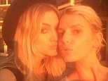 They look identical! Jessica and Ashlee Simpson look more alike than ever in makeup free selfie on Instagram