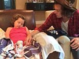 Harry Styles makes a special visit to cancer patient as he takes a break from One Direction's world tour