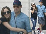 Making time for romance! Olivia Wilde and Jason Sudeikis leave new baby at home for PDA-packed afternoon while taking in sights of Montreal