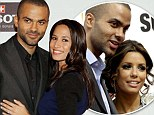 Tony Parker ties the knot with fiancée Axelle Francine while also celebrating a three-year, $43.3 million contract extension with the Spurs