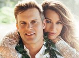 Natalie Zea lands starring role on TV's new drama Members Only... just after tying the knot with Travis Schuldt in Hawaii