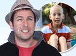 'The two of them hit it off': Adam Sandler calls 8-year-old fan stricken with leukemia