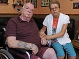 A distraught wife tried to cancel a holiday when her husband was diagnosed with terminal cancer