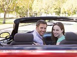 Far from reality: Many holidaymakers feel the car-hire experience does not match this dream image