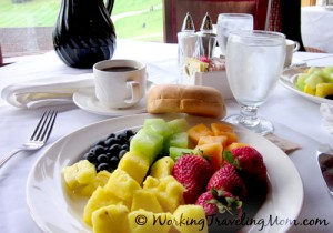 seven springs fruit breakfast