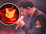 Drake flashes image of ex-flame Rihanna's face during Toronto concert while rapping Days In The East - a song inspired by her