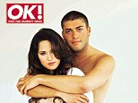 Kimberly Kisselovich and Steven Goode pose together for OK! Magazine