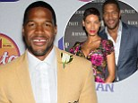 Ex-lovebirds: Michael Strahan and his fiancé Nicole Murphy have ended their seven-year relationship