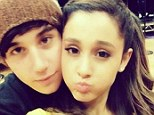 It's over: Ariana Grande and Jai Brooks allegedly have called it quits on their relationship for a second time
