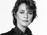 Beauty is ageless: Charlotte Rampling, 68, is the new face of NARS' Audacious Lipstick Collection