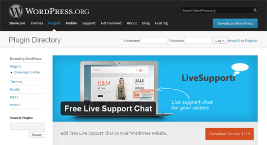 Free Live Support Chat
