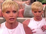 'Thank God it wasn't cancer': Jaime Pressly opens up about undergoing a mastectomy after being diagnosed with mastitis