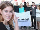 Virgin Strive Challenge 2014 - Arrivals\nFeaturing: Princess Beatrice\nWhere: London, United Kingdom\nWhen: 07 Aug 2014\nCredit: WENN.com