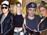 Cat's out of the bag! James Franco's blonde mystery woman revealed as Los Angeles-based model Erin Johnson