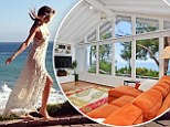'California dreaming!' Miranda Kerr frolics seaside in her new neighbourhood after splashing $2.1m on Malibu bachelorette pad
