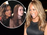 Tyra Banks reveals she wants to recruit her former co-star Lindsay Lohan for a Life-Size sequel