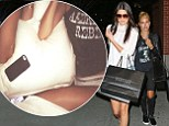 Kendall Jenner and Hailey Baldwin hit NYC for a shopping trip