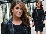 Nikki Reed looks radiant in black leather jacket as she steps out in NYC... even though new boyfriend Ian Somerhalder is nowhere in sight