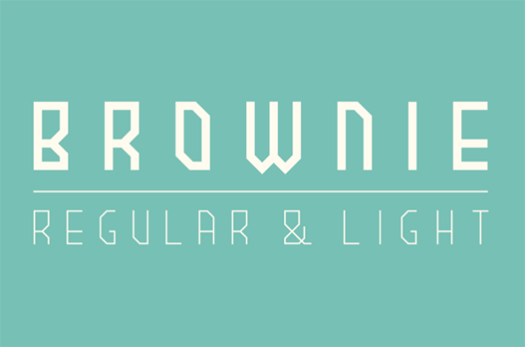 BROWNIE - Free Font