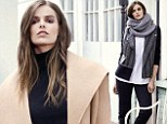 Curves do have more fun! Aussie model Robyn Lawley flaunts her enviable figure for latest plus-size clothing line