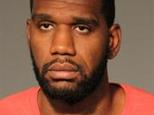 This undated booking mug provided by the Lawrence Police Department shows Greg Oden. Former No. 1 NBA draft pick Greg Oden has been arrested in Indianapolis ...