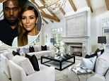Inside the $20m Kardashian kastle: Mrs West reveals she 'can't wait' to move out of mom's compound and into her new lavish home with his and hers closets