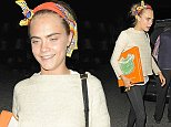 7 AUGUST 2014 - LONDON - UK BRITISH MODEL CARA DELEVINGNE SEEN LEAVING THE CHILTERN FIREHOUSE IN LONDON AFTER BEING THERE WITH SUKI WATERHOUSE AND BRADLEY COOPER BYLINE MUST READ : XPOSUREPHOTOS.COM ***UK CLIENTS - PICTURES CONTAINING CHILDREN PLEASE PIXELATE FACE PRIOR TO PUBLICATION *** **UK CLIENTS MUST CALL PRIOR TO TV OR ONLINE USAGE PLEASE TELEPHONE 44 208 344 2007**