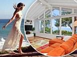 'California dreaming!' Miranda Kerr frolics seaside in her new neighbourhood after splashing $2.1m on Malibu bachelorette pad