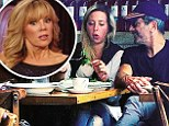 Ramona Singer's 'cheating' husband Mario pictured with 'mistress' Kasey Dexter after wife 'throws him out'