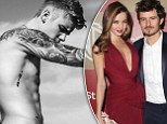 'Back to work': Justin Bieber shows off derriere in naked Instagram shot after return to LA... after that fight with Orlando Bloom in Ibiza over Miranda Kerr