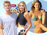 'I'm single but things will rekindle one day': Cody Simpson holds out hope he can win back his Sports Illustrated model girlfriend Gigi Hadid after HE broke up with her