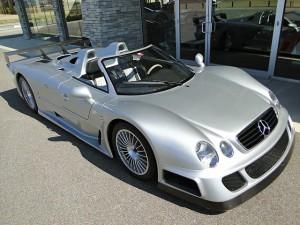 CLK GTR AMG Mercede Benz-Coupe