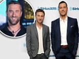 Franklin & Bash stars, Mark-Paul Gosselaar and Breckin Meyer attack Dustin Diamond's tell-all book about the 1990s' hit Saved By The Bell while promoting their show in New York
