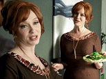 Christina Hendricks brings her Mad Men alter ego Joan Harris into a modern office for Funny or Die sketch